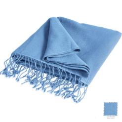 Pashmina Stole – 70x200cm – 70% Cashmere / 30% Silk – Provence