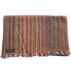 Cashmere Striped Scarf - SRS42 - 33x180cm