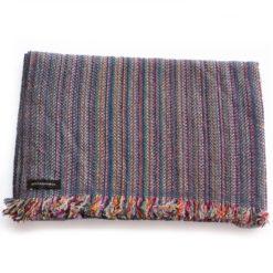 Cashmere Striped Scarf - SRS43 - 33x180cm