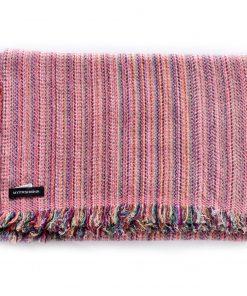 Cashmere Striped Scarf - SRS46 - 33x180cm