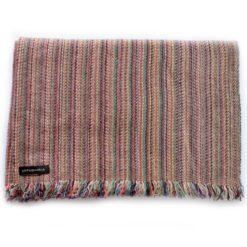 Cashmere Striped Scarf - SRS51 - 33x180cm