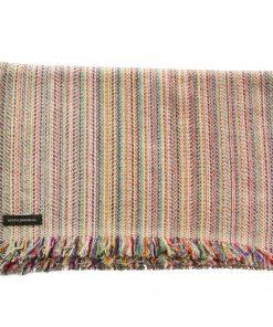 Cashmere Striped Scarf - SRS52 - 35x180cm