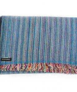 Cashmere Striped Scarf - SRS54 - 34x180cm