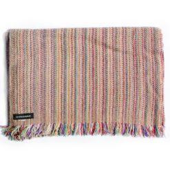 Cashmere Striped Scarf - SRS56 - 33x180cm