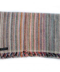 Cashmere Striped Scarf - SRS63 - 36x180cm