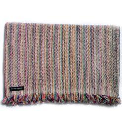 Cashmere Striped Scarf - SRS64 - 33x180cm