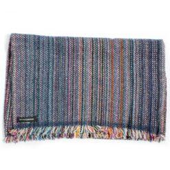 Cashmere Striped Scarf - SRS69 - 35x180cm
