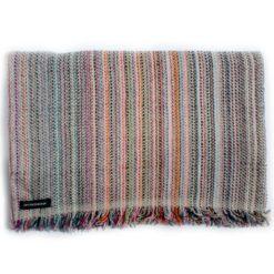 Cashmere Striped Scarf - SRS70 - 36x180cm