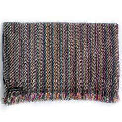 Cashmere Striped Scarf - SRS71 - 35x180cm