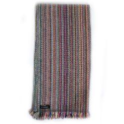 Cashmere Striped Scarf - SRS75 - 47x180cm