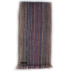 Cashmere Striped Scarf - SRS77 - 46x180cm