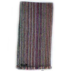 Cashmere Striped Scarf - SRS82 - 46x180cm