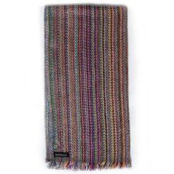 Cashmere Striped Scarf - SRS86 - 47x180cm