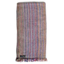 Cashmere Striped Scarf - SRS89 - 45x180cm