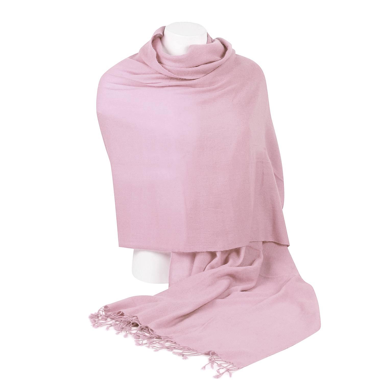 1b8e8286e Pashmina Shawl – 90x200cm – 100% Cashmere – Pink Lady – Mypashmina