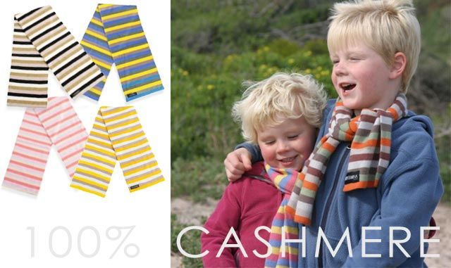 Pure Cashmere Scarves