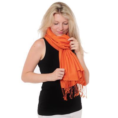 Pashmina Medium Stole - Cashmere and Silk