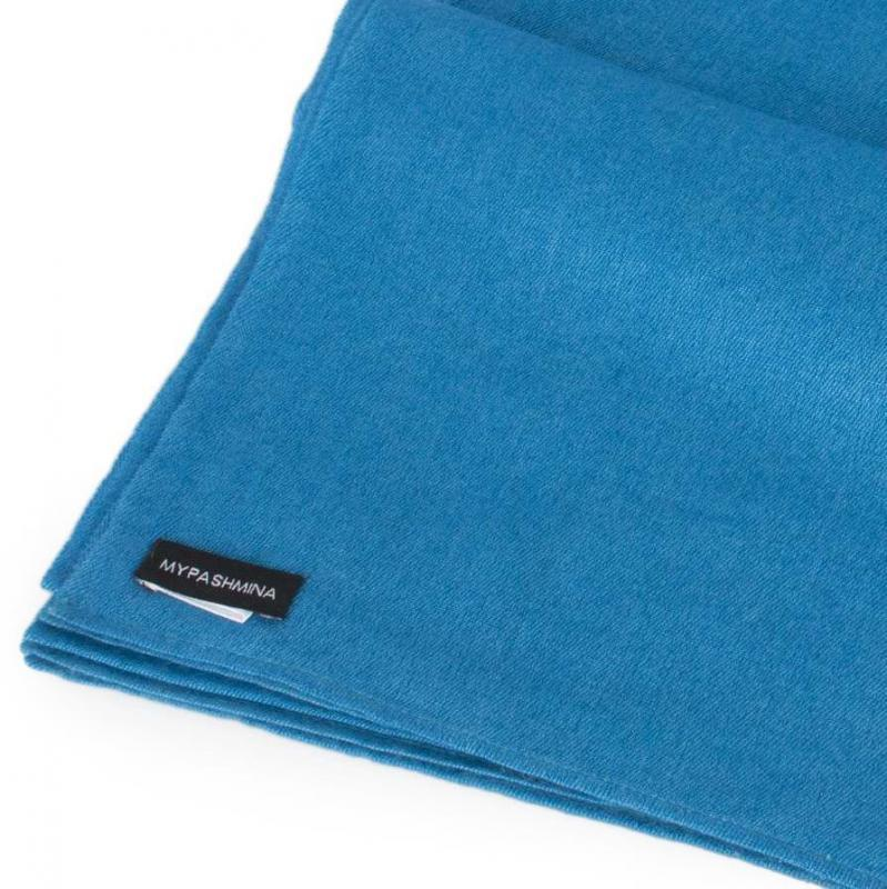 Pashmina with Hemmed Edges